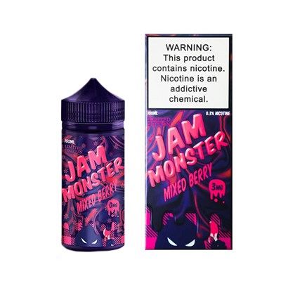 Mixed Berry 100ml by Jam Monster (Т) - фото 844753