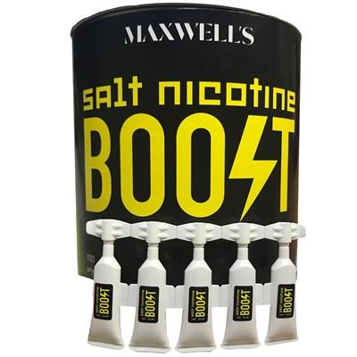 Никотиновый бустер MAXWELLS SALT 193мг/мл уп/1мл - фото 844790