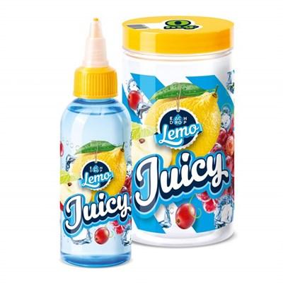 Juicy 80мл 3мг by ED-Lemo - фото 844863