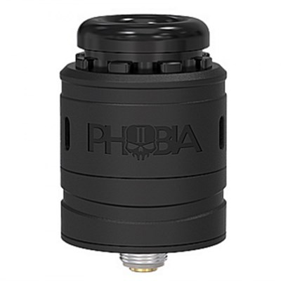 Клон Phobia V2 RDA 24ml by Vandy Vape (черная) - фото 844894
