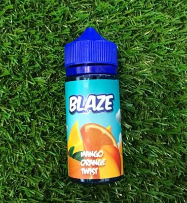 Mango Orange Twist 100мл by BLAZE (Т) - фото 844982