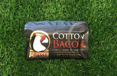 Пакет вата Wick'n'Vape Cotton Bacon Prime (USA) - фото 845034