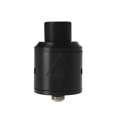 Клон Goon RDA by 528 Customs 22 mm (Черный) - фото 845042
