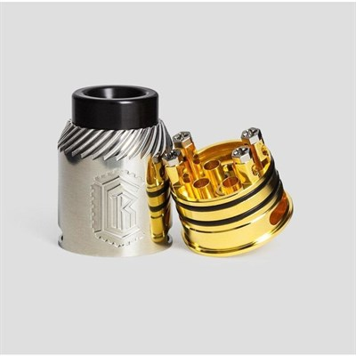 Клон Reload v1.5 RDA 24ml Сталь - фото 845044