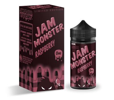 Raspberry 100ml by Jam Monster (Т) - фото 845105