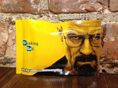Супер вата Breaking Bad 5 листов Япония - фото 845108