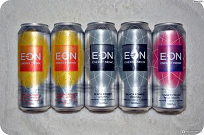 E-on Энергитический напиток - фото 845137