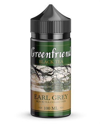 GREENFRIEND Earl Grey 100мл 3мг by Morjim - фото 845163
