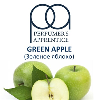 TPA - GREEN APPLE - фото 845164