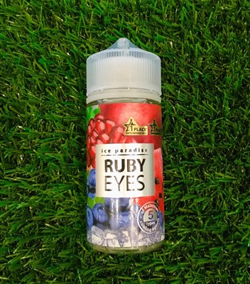 Ruby Eyes 100ml 0mg by Ice Paradise - фото 845182