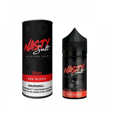 SALT Bad Bloood 35mg 30ml by Nasty Juice - фото 845257