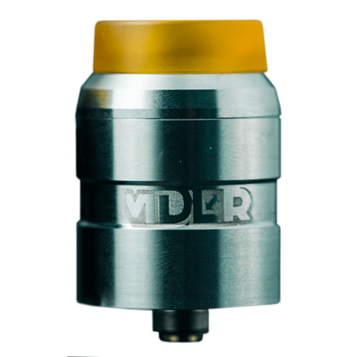 Дрипка MDLR 4IN1 RDA by El Thunder (сталь) - фото 845280