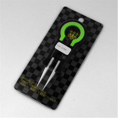 Пинцет Vape Tweezer (черный) - фото 845284