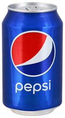 Напиток Pepsi 0.33 пепси ж/б - фото 845304