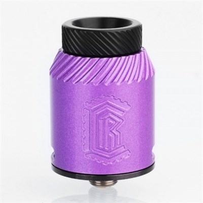 Клон Reload v1.5 RDA 24ml Фиолетовый - фото 845329