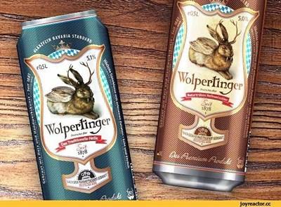 напиток Wolpertinger 0.5л ж/б - фото 845385