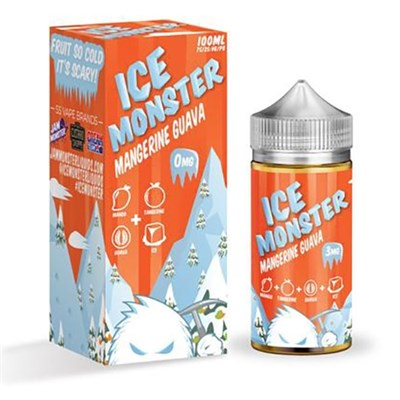 Mangerine Guava 100ml by Ice Monster (Т) - фото 845398