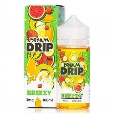 Breezy 100ml 3mg by Dream Drip - фото 845432