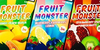 Blueberry Raspberry Lemon 100ml by FRUIT MONSTER (Т) - фото 845435