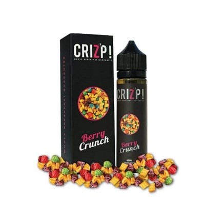 Berry Crunch 60мл 3mg by Crizp! - фото 845452