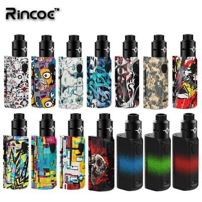 Бокс мод RINCOE Manto Mini 90W (Mix collor) - фото 845462