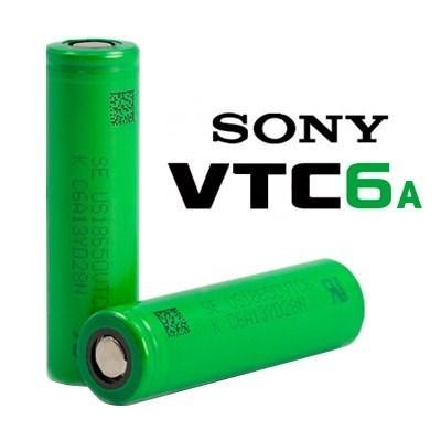 Sony VTC6A 3000Mah 35A - фото 845501