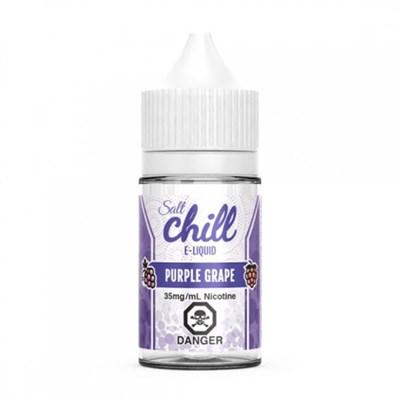 CHILL SALT Purple Grape 30ml (ДД) - фото 845526