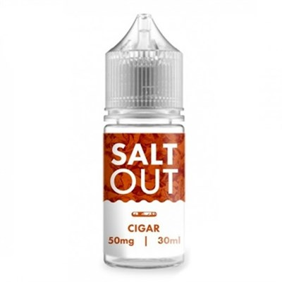 Cigar 30мл  Salt Out (ДД) - фото 850650