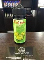 Яблочный сок 120мл 3мг by Feed Juice