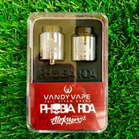 Phobia RDA 24ml by Vandy Vape (стальная)
