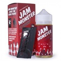 Strawberry 100 ml 3мг by Jam Monster