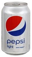 Напиток Pepsi Лайт 0.33 пепси ж/б