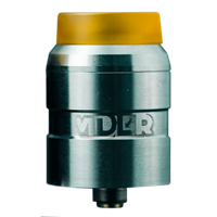 Дрипка MDLR 4IN1 RDA by El Thunder (сталь)