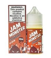 SALT Strawberry 30ml 48мг by Jam Monster