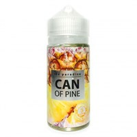 Can of Pine 100ml 0mg by Ice Paradise