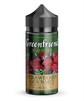 GREENFRIEND Strawberry Gourmet 100мл 3мг by Morjim
