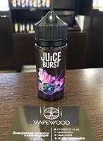 Blueberry Ice Cream 100мл 3мг by Juice Burst