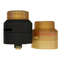 Goon LP RDA by 528 Custom Vapes (Black)