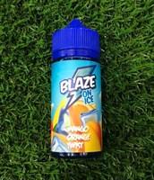 Mango Orange Twist ON ICE 100мл by BLAZE (Т)