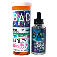 Farley's Gnarly Iced 60мл by Bad Drip (Т)