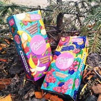 TWINS Cannoli Cream, Cranberry, Raspberry, Banana & Cranberry, Raspberry, Banana 60*2 мл 3 мг by Maxwells