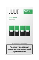 Картридж JUUL Cool Cucumber х4 0,7мл 50мг