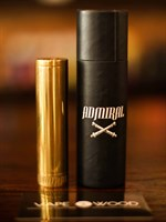 Admiral Mod by BJ Box Mods (20700/18650) (Brass)