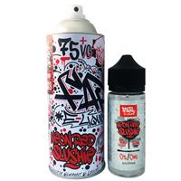 Neon Red Slushie 100ml 3 mg by FAR