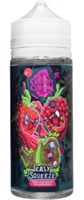 Easy Squeeze Kiwi-Raspberry-Strawberry 120мл 3мг by Cotton Candy