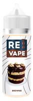 Brownie 120ml 3 мг by ReVape