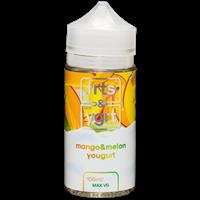 FRTS&YGRT LIMITED Mango&Melon Yogurt 100ml (Т)