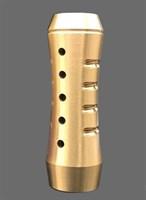Клон VADER Mech Mod 25мм by HSTONE Mods (20700/18650) (Золотой)