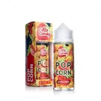 Pop Corn Клубника 120мл 0мг by Cotton Candy