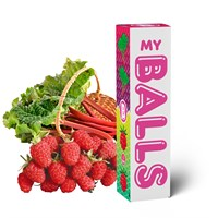 Balls Rhubarb Raspberry NEW 57ml (Н)